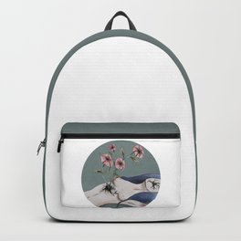 Romantic watercolors Backpack