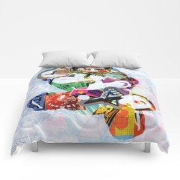 Plumber bro! Comforters