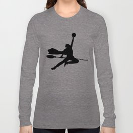 #TheJumpmanSeries, Airy Potter Long Sleeve T-shirt