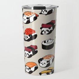 Sushi Panda Travel Mug