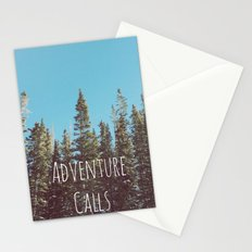 Adventure Calls Stationery Cards