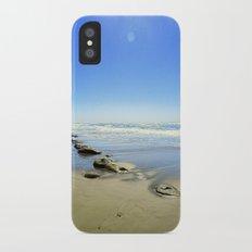 Into the Sea Slim Case iPhone X
