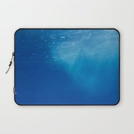 Looking Up at the Ocean Laptop Sleeve