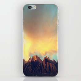 Grace of the Sangres iPhone Skin