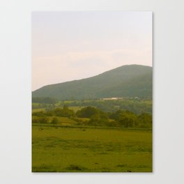 French Hills Canvas Print