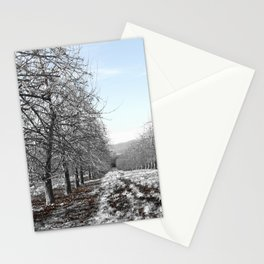 the smell of leaf mould and the sweetness of decay... Stationery Cards