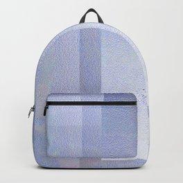 Glitch in the Sky - Digital Geometric Texture Backpack