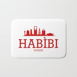 Habibi Riyadh Bath Mat