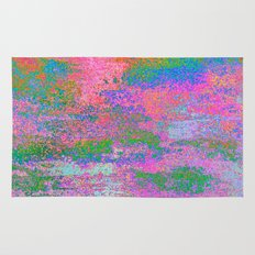 08-12-13 (Building Pink Glitch) Rug