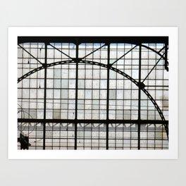 Station Art Print