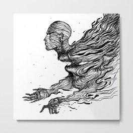 More entropy Metal Print