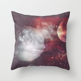 Stellar Throw Pillow