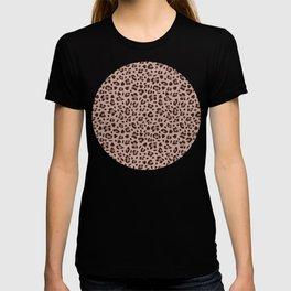 Leopard Animal Print Pattern T-shirt