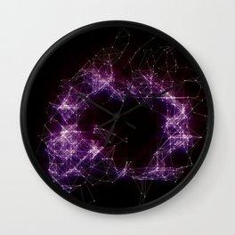 Artificial Constellation Wall Clock