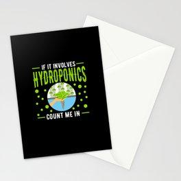 Hydroponics Stationery Cards