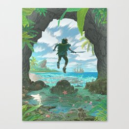 Pan - Classic Edition Canvas Print
