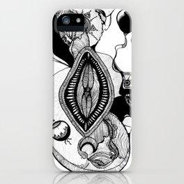 Meditations#4 iPhone Case