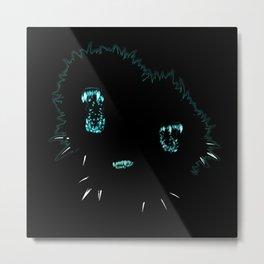 Attack the block (black version) Metal Print