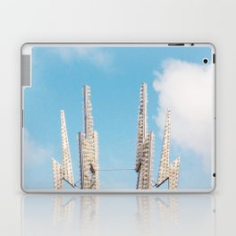 Bolt Out of the Blue Laptop & iPad Skin