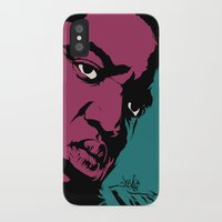 notorious iPhone & iPod Cases featuring Notorious by Vee Ladwa