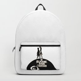 Jack and Sally - The Nightmare Before Christmas Backpack
