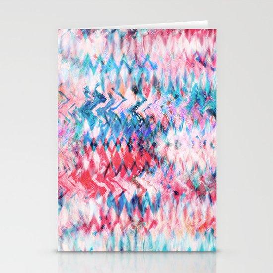 Tie Dye Soda Stationery Cards