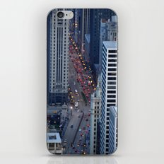 Magnificent Mile iPhone & iPod Skin