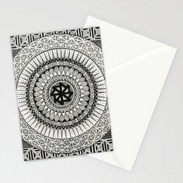 Mandala3 Stationery Cards
