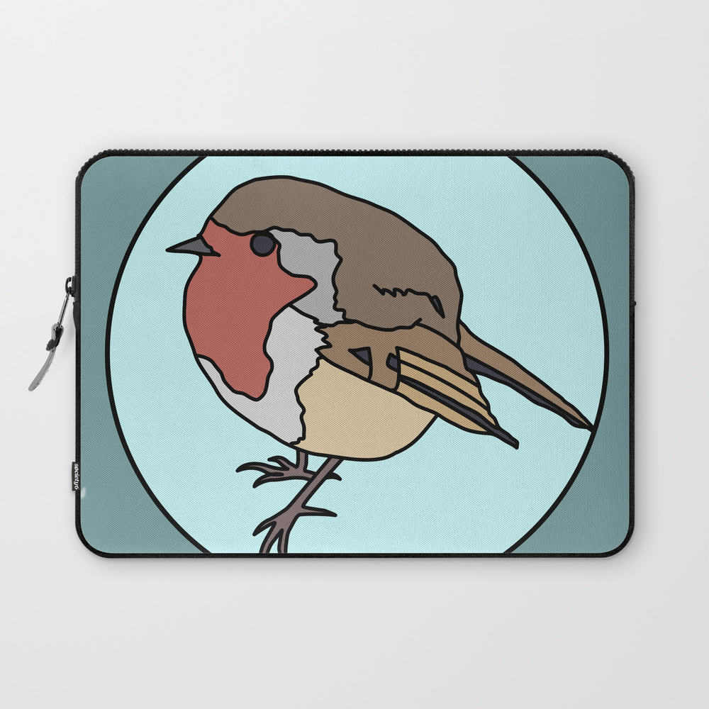Robin - Robin Redbreast Laptop Sleeve (LSV8909815) photo