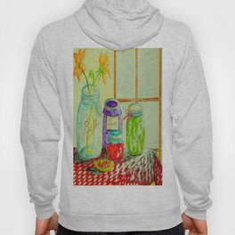 Kitchen Light Dancing Hoody