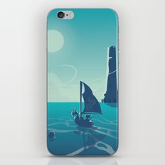 Zelda Wind Waker iPhone Skin