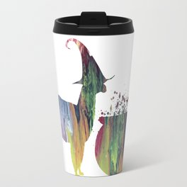 Witch Llama Travel Mug