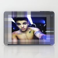 justin timberlake iPad Cases featuring justin by Kathead Tarot/David Rivera
