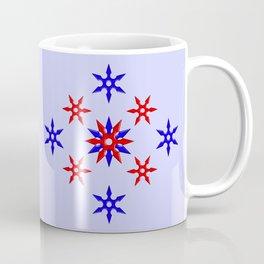 Shuriken Design version 3 Coffee Mug