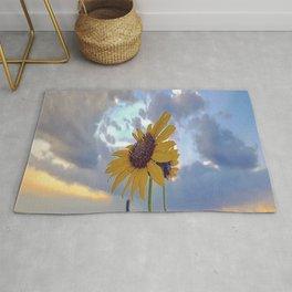 Roadside Sunflower Rug