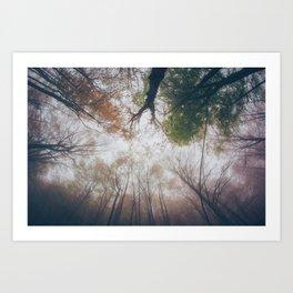 INNERCHILD/smell Art Print