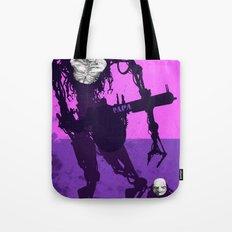 Papa Cyborg Baby Cyborg Tote Bag