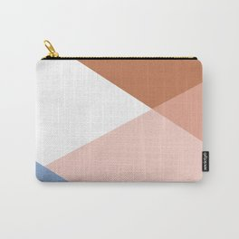 Geometrics - moroccan sky Carry-All Pouch