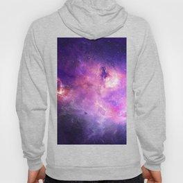 Purple space Hoody