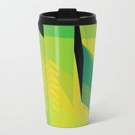 Hypnotzd Abstract 2 Travel Mug
