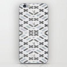 Digital Square iPhone & iPod Skin