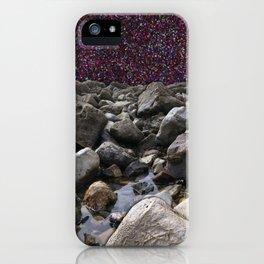 Glitter Tide iPhone Case