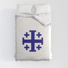Jerusalem Cross 11 Comforters