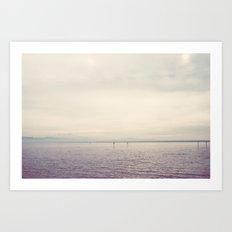 my kind of landscape ... Art Print