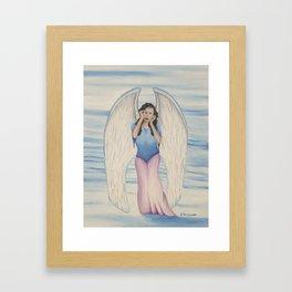 Out of the Grace of God Framed Art Print