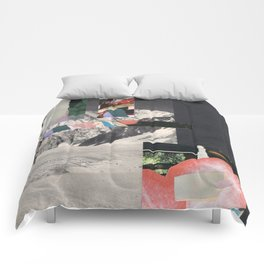 Destruction of evidence Comforters