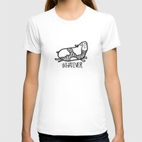 whatever T-shirts featuring whatever by Pardabon
