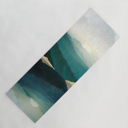 Waters Edge Reflection Yoga Mat