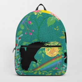 Quirky Nature Backpack