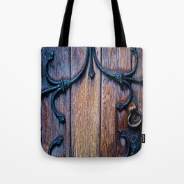 That which was, which is, and that which will be.  Tote Bag